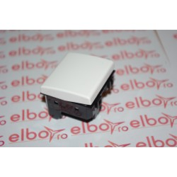 Intrerupator cu revenire 2 module AM5005/2