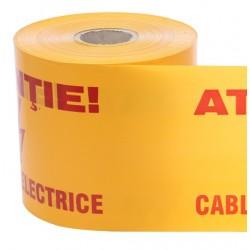Folie avertizoare cablu