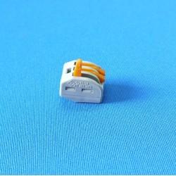Conector WAGO 3 poli 1.5-2mm